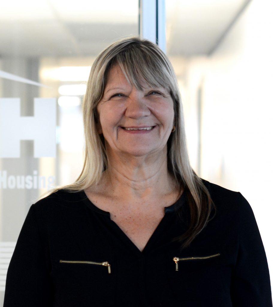 Portrait of Donna Woiceshyn